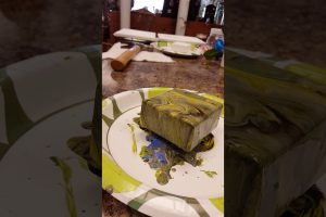 Acrylic Paint Pouring!