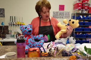 Dianne's Bears and American Girl Doll Sleeping Bags