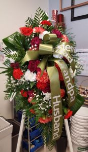 Ribboned Swag