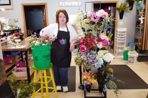 Silk Tips and Trusting your Florist!